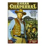 El Gran Chaparral - Serie Completa 4 Temporadas - Dvd