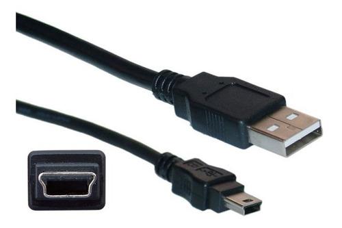 Cable Mini Usb 3 Metros Carga Mando Joystick Playstation 3