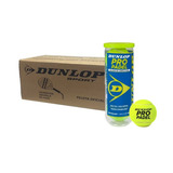 24 Tubos De Pelotas Dunlop Pro Padel (halcry)