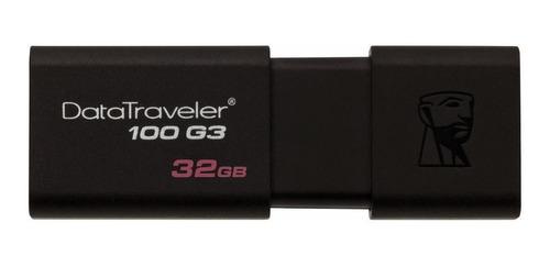 Pendrive Kingston Datatraveler 32gb Usb 3.0 G3