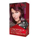 Revlon Colorsilk Beautiful Tintura Permanente Sin Amoníaco