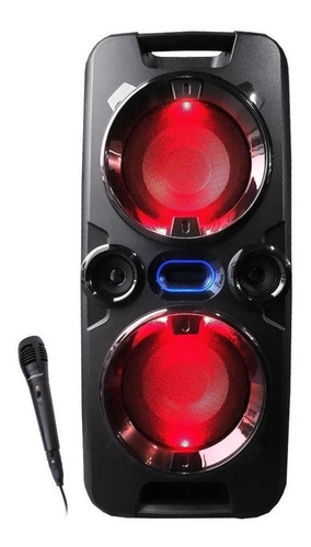 Parlante Doble Portatil Gran Potencia 10000w Bluetooth Radio