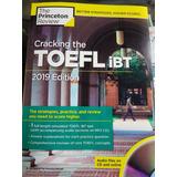 Libro Cracking The Toefl Ibt 2019