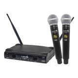 Microfones Sem Fios Lyco Uh08-mm Dinâmico