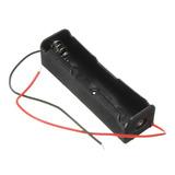 Holder Porta Celda Bateria Pilas 18650 Para Una Bateria