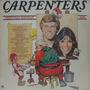 Lp Carpenters(christmas Portrait)1978-a & M Original