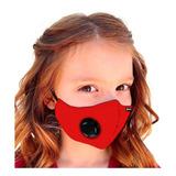 Tapaboca Infantil Stoper Mascara Niño Una Valvula Regulable