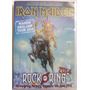 Dvd Iron Maiden - Live At Rock Am Ring 2014 Original