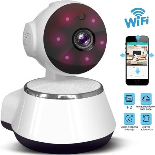 Cámara Seguridad Visión Nocturna Vigilancia Wifi Ip Alarma