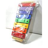 Marimba De 8 Tonos De Colores