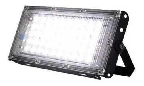 Reflector Led 20w Luminario Iluminación Exterior T1969