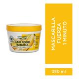 Fructis Hairfood Máscara De Fuerza Cabellos Débiles 350ml