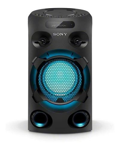 Parlante Sony Mhc-v02 Bluetooth Equipo De Música Torre Cd