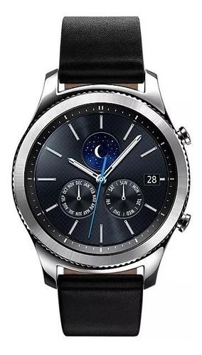 Smartwatch Samsung Gear S3 Classic Silver Wifi Bluetooth Pce