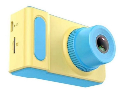 Mini Cámara Fotográfica Digital Para Niños Summer Vacation