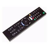 Control Remoto Rmt-tx102d Netflix Smart Tv Para Sony Bravia