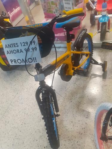 Bicicleta Tranformers Rin 16