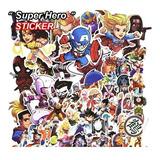 Sticker Super Heroes - Dragon Ball