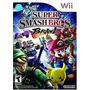 Super Smash Bros Brawl Wii Midia Fisica Semi Novo Original