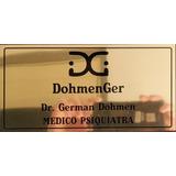 Dohmenger Psiquiatría Atención A Domicilio (sólo Urgencias)