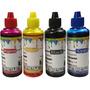 Kit Tinta Recarga Cartucho Bulk Ink Canon 400ml Mg2910 3610 Original