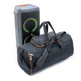 Case Bolsa Capa Caixa De Som Jbl Partybox 310 Resistente Top