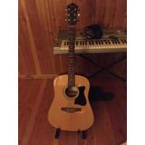 Guitarra Ibanez Con Funda 60 Mil