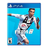 Fifa 19 Standard Edition Electronic Arts Ps4 Físico