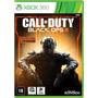 Call Of Duty Black Ops 3 - Xbox 360 Mídia Física Original