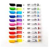 Marcador Trabi Para Pizarra Pack X 10 Unidades Colores