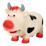 Juguete Vaca Latex Con Sonido 19 Cm Trixie