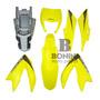 Carenagem Nxr  150 Bros 2009 Todas  Pro Tork 09 Amarelo Original
