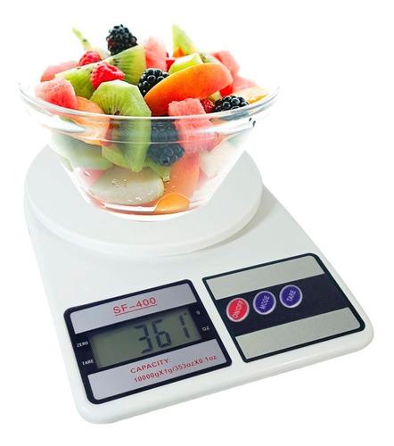 Balanza Digital De Cocina De 1 A 10kg