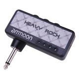 Amplificador Para Auriculares Para Guitarra Eléctrica 1/4 In