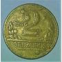 Moedas Antigas - Anos 40 - Cr$ 2,00 - 1946 Original