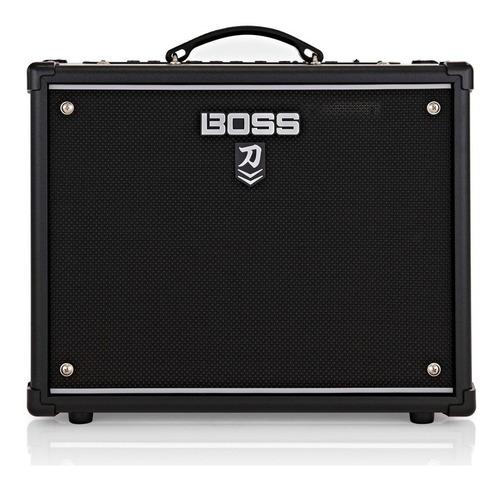 Amplificador De Guitarra 50 W Boss Katana 50 Mkii Cuotas!!