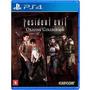 Jogo Novo Midia Fisica Resident Evil Origins Collection Ps4 Original