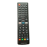 Control Remoto Universal Tv LG Para Todos Smart +forro+pila