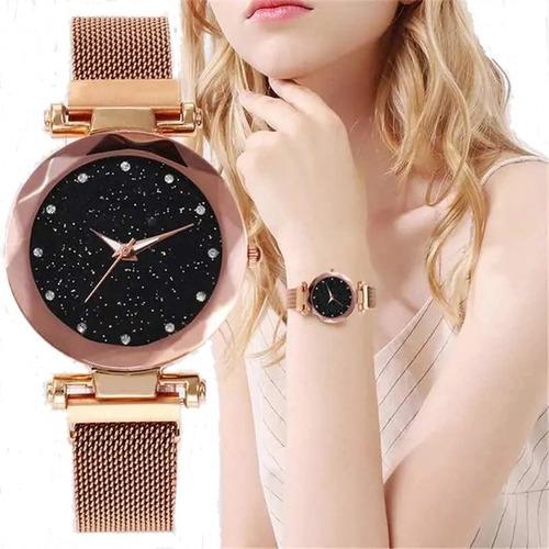 Reloj Relojes Mujer Iman Para Dama Mayoreo Proveedor Diseños