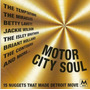 Motor City Soul Cd Mojo Temptations Isley Imp Uk Novo Oferta Original