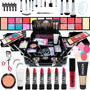 Maleta Maquiagem Grande Completa Avon Macrilan Luisance Kit Original