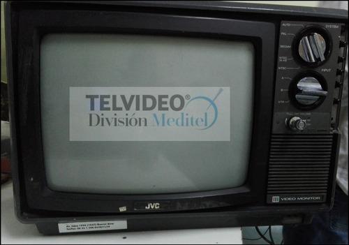 Monitor De Video Color 14  Jvc - Modelo: Vm-14psn / Telvideo