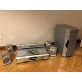 Home Theater Philips Mx 3910d 5 Dvd