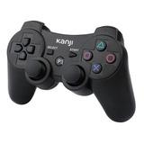 Joystick Ps3 Gamepad Inalámbrico Kanji Dualshock