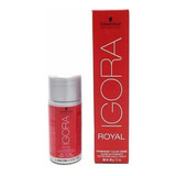 Kit Igora Royal 1 Tintura +1 Oxidante Coloracion Schwarzkopf