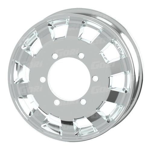 Llanta Aluminio Camión 17,5 6 Agujeros   608, 710 Y Otros