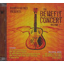 Cd Warren Haynes Presents The Benefit Concert Vol 2 Dup Imp Original