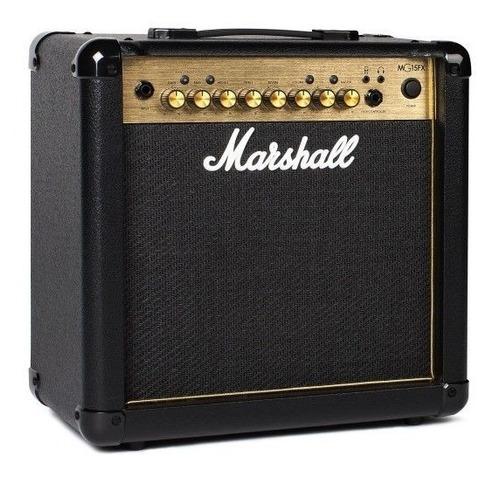 Amplificador Marshall Mg15 Fx Gold 15w