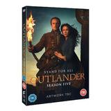 Outlander - Temporada 5 Completa  - Dvd