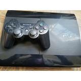 Playstation 3 Ps3 Original + 1 Control + 22 Juegos Físicos.
